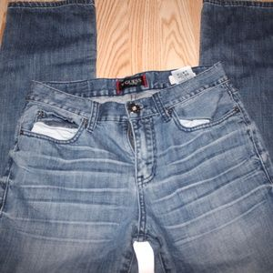 Guess slim straight jeans 30x30